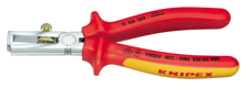 Afbeeldingen van Knipex Afstriptang inclusief veer comfort 160mm