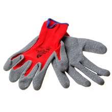 Afbeeldingen van Handschoen pro-fit rood maat L(9)