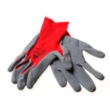 Afbeeldingen van Handschoen pro-fit rood maat XL(10)