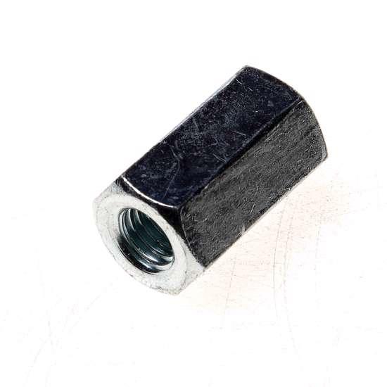 Afbeelding van Zeskant koppelmoer verzinkt M14