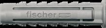 Afbeeldingen van Fischer spreidplug nylon SX 6 x 30mm 4-5mm