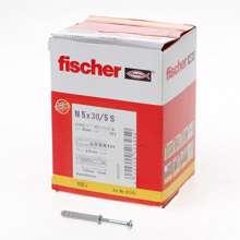 Afbeeldingen van Fischer nagelplug N 5 x 30mm