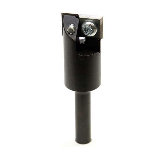 Afbeelding van HMB Beitelhouder 20mm inclusief wisselmesjes lengte 90 x dikte 8mm