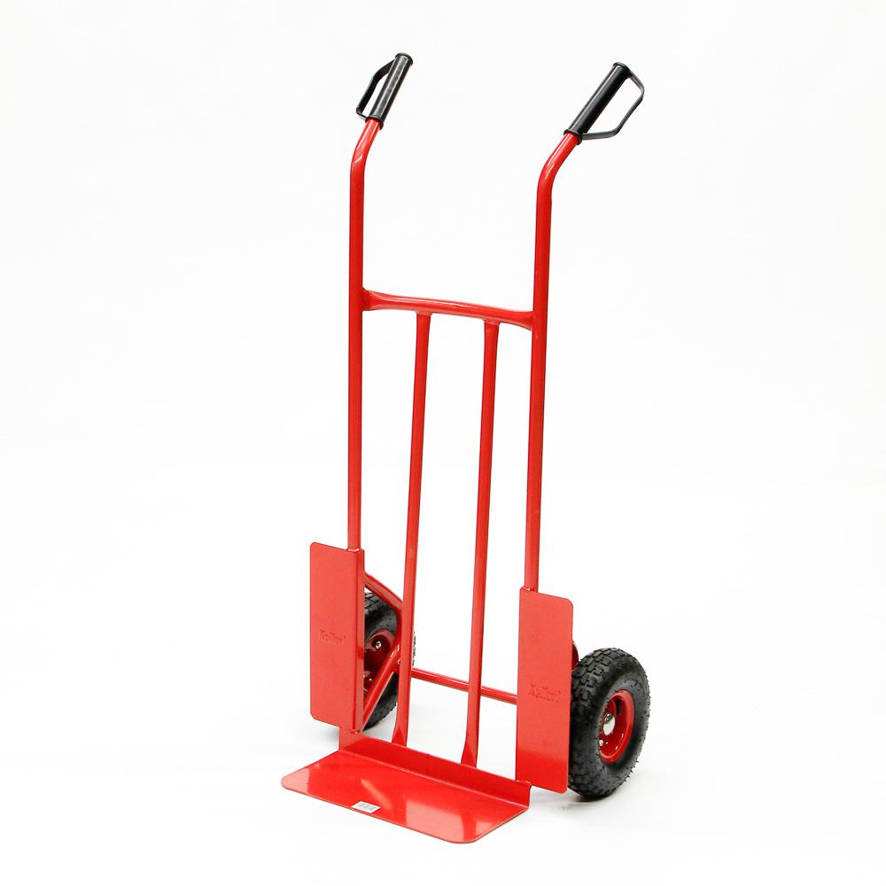 Steekwagen ronde rug 250kg