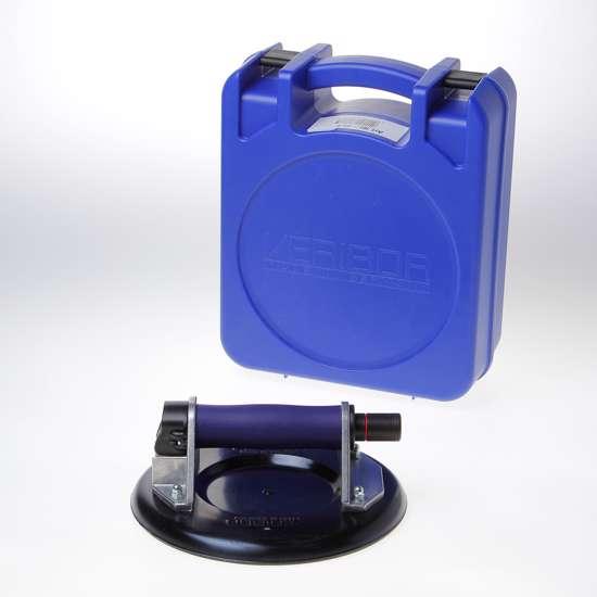 Afbeelding van Bohle glasdrager met koffer type 602