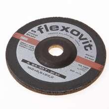 Afbeeldingen van Flexovit Afbraamschijf A 30 S-BF2 7 staal en RVS 152 x 6.8 x 22mm