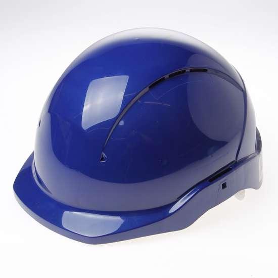 Afbeelding van Briton Veiligheidshelm cent korte klep roofer blauw