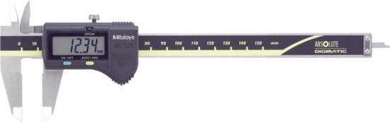 Afbeelding van Mitutoyo Schuifmaat digital 0-150mm type 500-181U