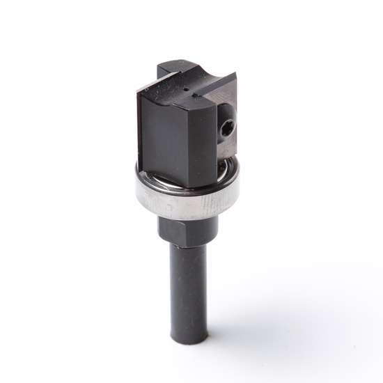 Afbeelding van Trasco HM keermeskantfrees inclusief lager D06 diameter 22 x 20mm