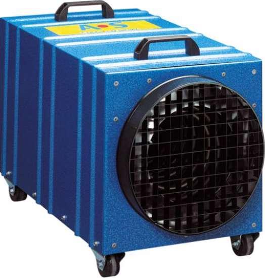 Afbeelding van Andrews Elektroheater 380V DE65 DE65