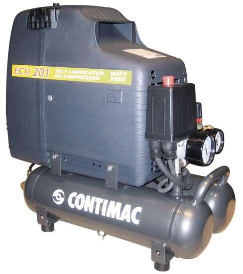 Afbeelding van Contimac Compressor olievrij type ECU