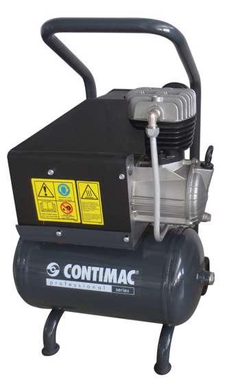Afbeelding van Contimac Compressor CM205/10/10 WF low speed
