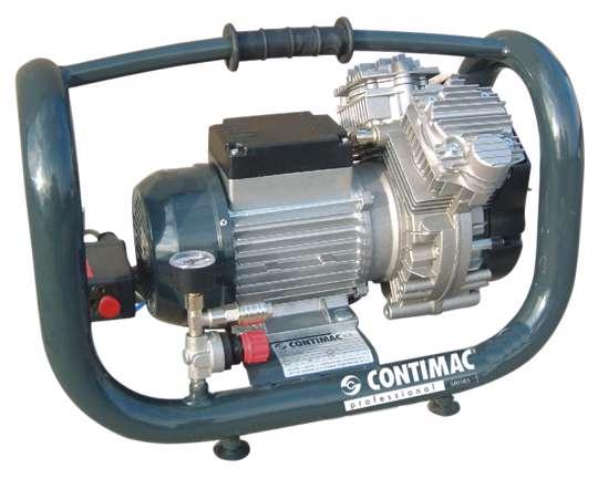 Afbeelding van Contimac Compressor olievrij cm240/10/5 W
