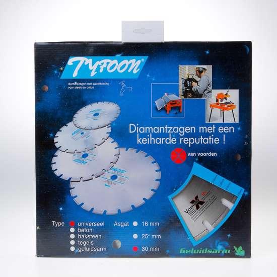 Afbeelding van Diamantzaag universeel nat Tyfoon diameter 350 x asgat 30mm