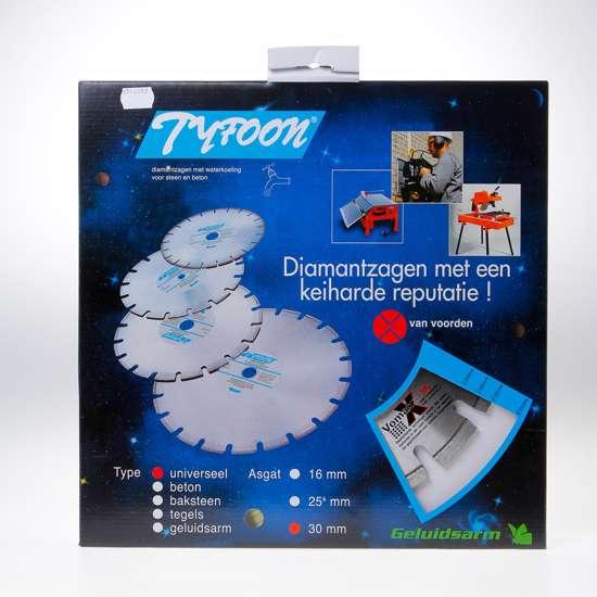 Afbeelding van Diamantzaag universeel nat Tyfoon diameter 300 x asgat 30mm