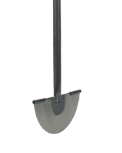 Afbeeldingen van Talen Tools Graskantsteker met steel 100cm breedte 30cm