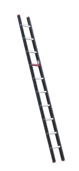 Afbeelding van Altrex Nevada enkel rechte ladder NZER 1030 10