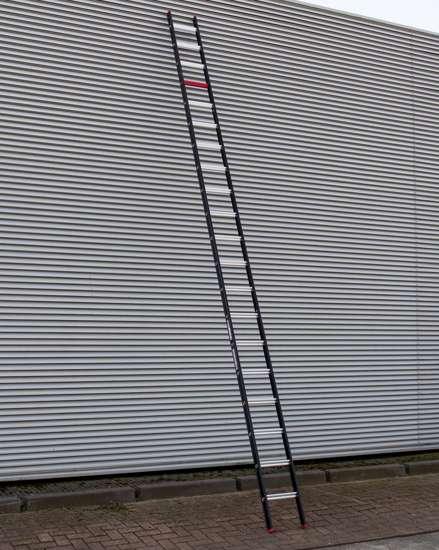 Afbeelding van Altrex Nevada enkel rechte ladder NZER 1058 20