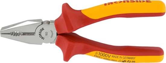 Afbeelding van Ironside Combinatietang VDE 2-componenten handvat 160mm