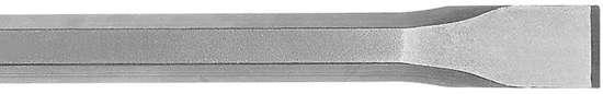 Afbeelding van Hitachi Platte sds-max beitel 26 x 400mm blister van 10 beitels
