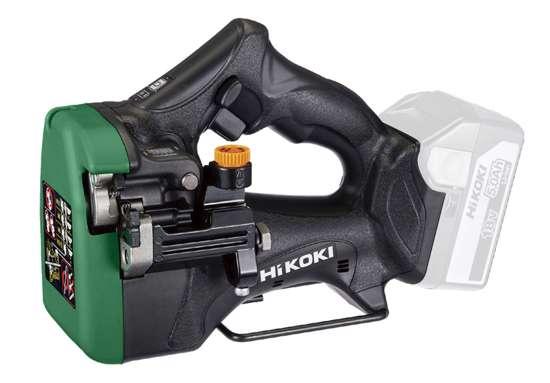 Afbeelding van HiKOKI Cl18DSL U6SZ accu draadeindknipper 18V exclusief accu's en lader, inclusief systainer HSC III