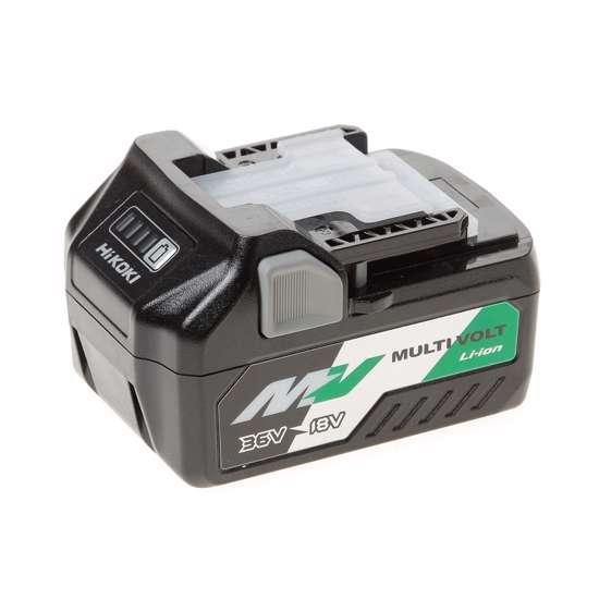 Afbeelding van HiKOKI BSL36a18 batterij multIVolt a 36V 2,5Ah / 18V 5,0Ah
