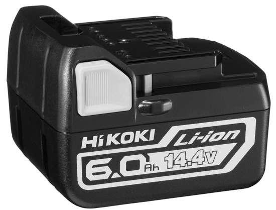 Afbeelding van HiKOKI BSL1460 battery 14,4v 6,0Ah Li-Ion