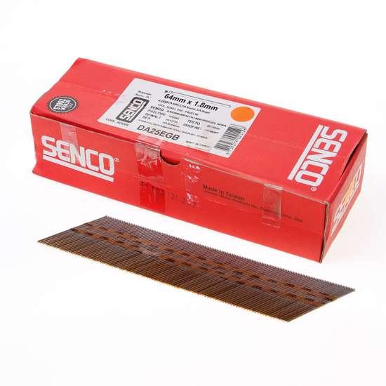 Afbeelding van Senco spijker 63mm roestvaststaal