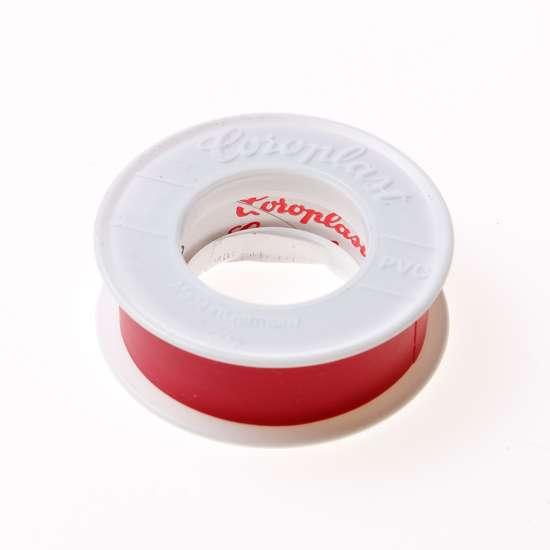 Afbeelding van Coroplast 302 tape rood 15mm x 4.5 meter