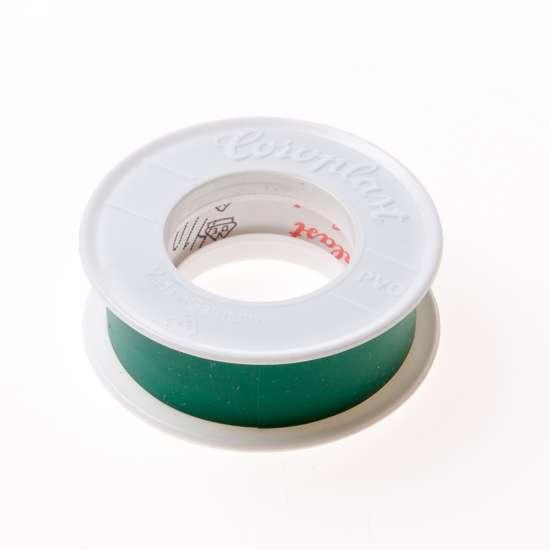 Afbeelding van Coroplast 302 tape groen 15mm x 10 meter