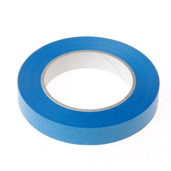 Afbeelding van Afplaktape blauw 19mm x 50 meter