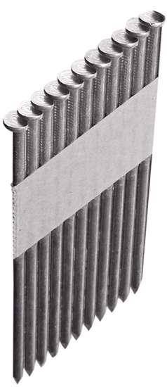 Afbeelding van Hikoki Spijkers D-kop 3.1x50 mm geringd vuurverzinkt