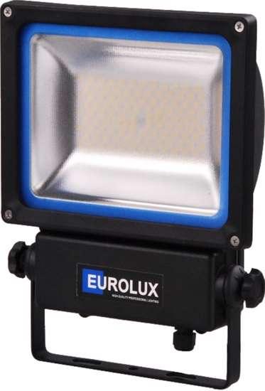 Afbeelding van Eurolux Bouwlamp led 60W 8000lumen Klasse II 5meter