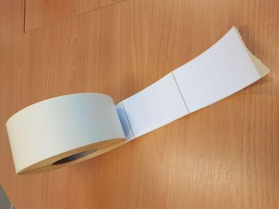 Afbeelding van Etiketten CL408 78,5 x 120mm (pakbonnen)