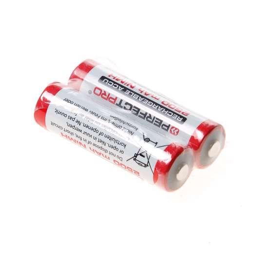 Afbeelding van Perfectpro Batterij aa NiHM 2500mah (set van 6)