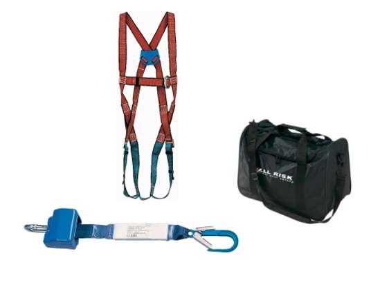 Afbeelding van All Risk Valbeveiliging bouwset in tas