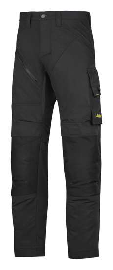 Afbeelding van Snickers RuffWork broek zwart maat S taille 48 W32