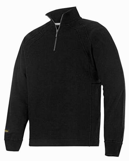 Afbeelding van Snickers Sweatshirt 2813 zwart maat XL