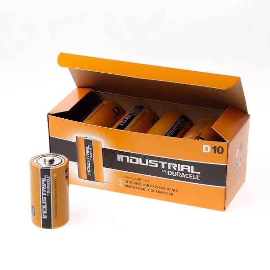 Afbeelding van Procell Batterij greece staaf 1.5v D pc1300 blister van 10 batterijen