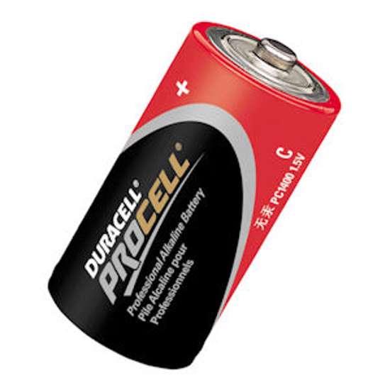 Afbeelding van Procell batterij 1.5v C pc1400 blister van 10 batterijen