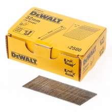Afbeeldingen van DeWalt Inox spijkers zonder kop 32mm 16 Gauge 20° voor DC618 doos met 2500 spijkers