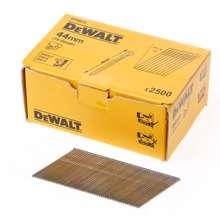 Afbeeldingen van DeWalt Inox spijkers zonder kop 44mm 16 Gauge 20° voor DC618 doos met 2500 spijkers