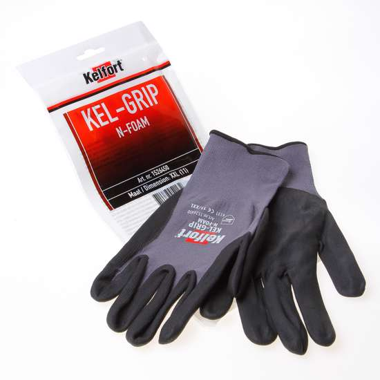 Afbeelding van Handschoen kel-maxgrip N-Foam maat XXL
