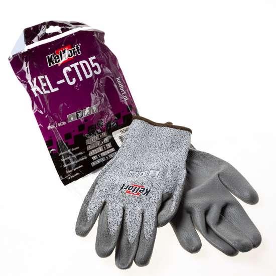 Afbeelding van Handschoen snijbest.kl.5 mt.9