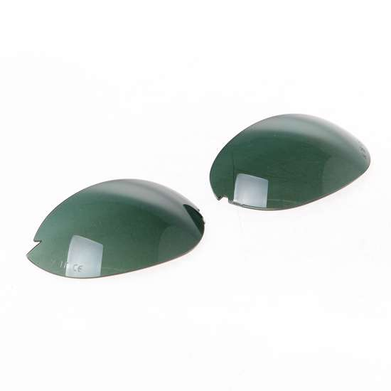 Afbeelding van North Losse groene kunststof glazen voor veiligheidsbril SN