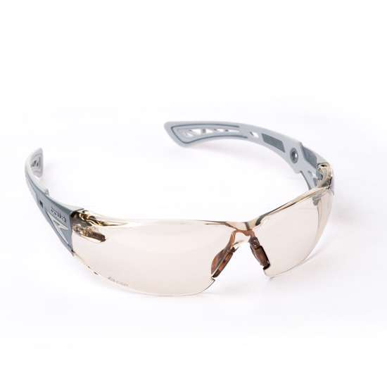 Afbeelding van Bolle Veiligheidsbril Rush helder/grijs