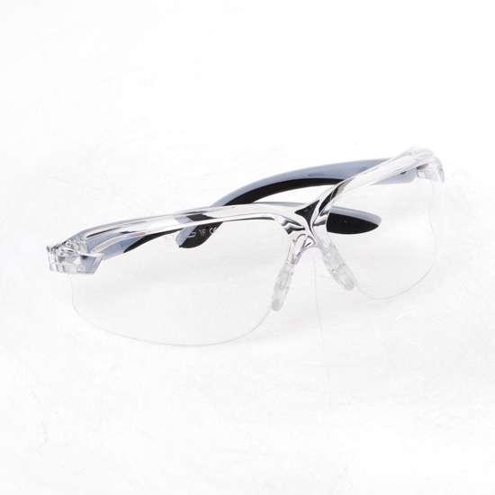 Afbeelding van Bolle Veiligheidsbril axis kunststof montuur helder glas