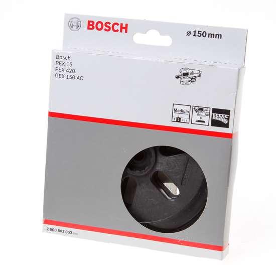 Afbeelding van Bosch Schuurplateau 150mm middel 2608601052