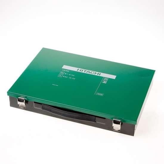 Afbeelding van Hikoki Borenset cassette 170-delig hss-r din339