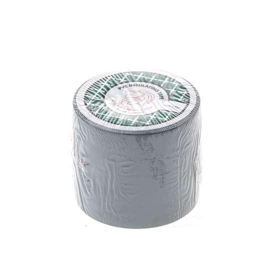 Afbeelding van PVC Isolatietape grijs 50mm x 10 meter